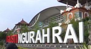 Bandara I Gusti Ngurah Rai Bali Mulai Beroperasi Normal