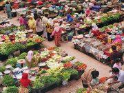 Komunitas Nteh Lalo Meken Kembali Hidupkan Berbelanja Ke Pasar