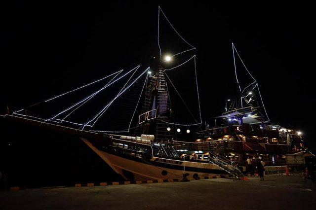 Kapal Phinisi Sea Safari 9 Jadi Saksi Wonderful Noon Kemenpar 2018