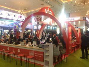 Ajang Peningkatan Transaksi Melalui Pameran Garuda Indonesia Travel Fair (GATF) 2018