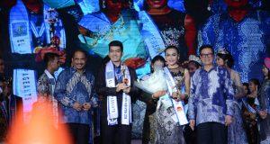 Putra Putri Pariwisata Nusantara Endorser Milenial