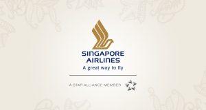 PESAWAT BOEING 787-10 MILIK SINGAPORE AIRLINES AKAN LAYANI PENERBANGAN KE BALI
