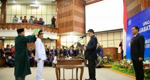 Mendagri Lantik Penjabat Gubernur Bali
