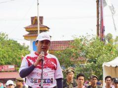 Cinta Olahraga bersama Sepeda Nusantara