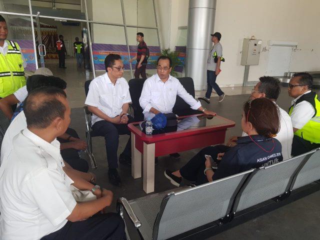 Pagi Ini Bandara Mutiara Sis Al-Jufri Palu Sudah Bisa Melayani Penerbangan Komersial