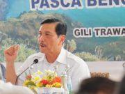 Menko Luhut: Wisatawan Mulai Datang Kembali ke Gili Trawangan