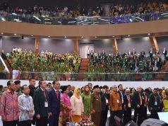 Di Muktamar IDI, Presiden Jokowi Ucapkan Selamat Hari Dokter Nasional