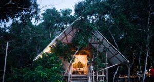 Eco Beach Tent Tawarkan Nomadic Tourism Menyatu dengan Alam