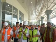 Terminal Baru Bandara Silampari Selesai Desember 2018