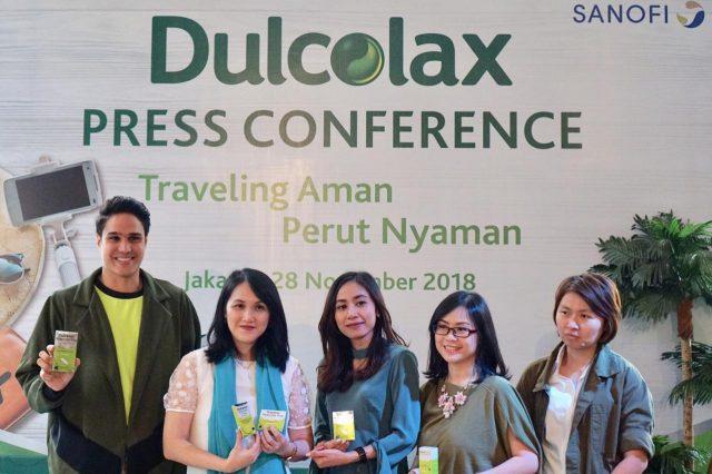 Dulcolax Atasi Sembelit Saat Traveling