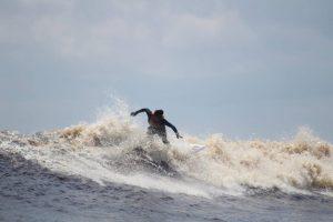 Budaya Khas Riau Warnai Pembukaan Bono Surfing