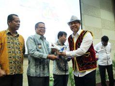 PERKUAT KONEKTIVITAS, GARUDA INDONESIA RESMIKAN PENERBANGAN LANGSUNG RUTE JAKARTA - NIAS PP