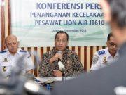 Menhub Apresiasi Penemuan Satu Bagian Black Box Pesawat Lion Air JT610