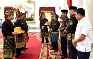 Apresiasi Kinerja Presiden, LAM Riau Akan Anugerahkan Gelar Adat