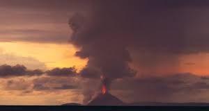 Status Siaga Gunung Krakatau, Penerbangan Berjalan Normal