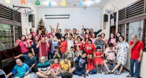 Sambut Natal Hotel Grand Mercure Jakarta Harmoni Santuni Yayasan Dwituna Rawinala