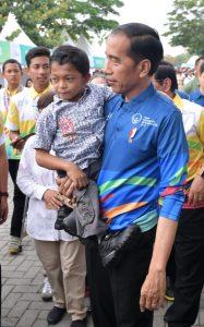 Presiden Jokowi: Semangat dan Prestasi para Penyandang Disabilitas Inspirasi bagi Kita