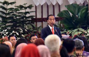 Presiden Apresiasi Gerakan #IndonesiaBicaraBaik Karena Bangkitkan Optimisme