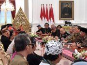 Presiden Jokowi Undang Seniman dan Budayawan ke Istana
