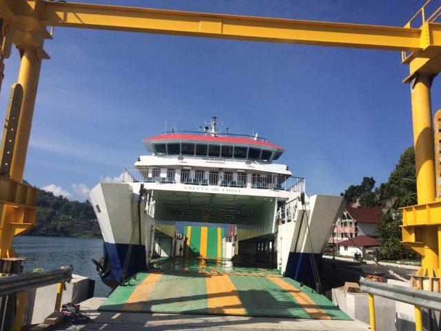 Dukung Pariwisata Danau Toba, ASDP Hadir dengan KMP Ihan Batak