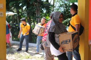 Grand Mercure Jakarta Harmoni Menggelar CSR Kepedulian Tsunami – Selat Sunda
