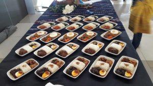 Beragam Masakan Nusantara di Pesawat Jadi Bentuk Diplomasi Kuliner Garuda