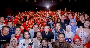 Film Dilan 1991 Diharapkan Turut Promosikan Kota Bandung sebagai Destinasi Wisata