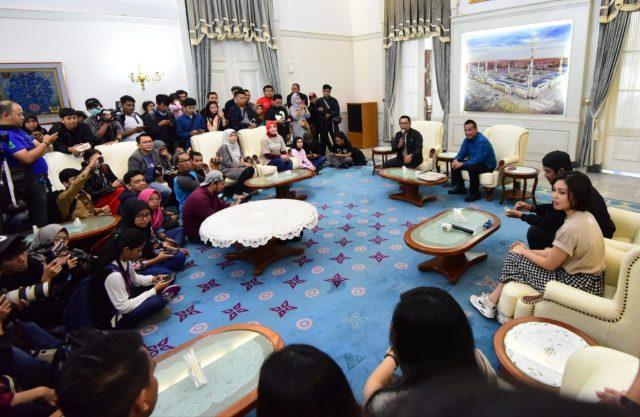 Dongkrak Pariwisata, Gubernur Ridwan Kamil Akan Bangun Taman Dilan