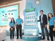 Listerine Melalui Kampanye 'Ubah Dengan Suara' Dukung Kemajuan Pendidikan di Indonesia