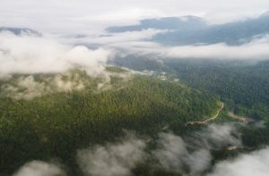 Pengobat Penat di Alam Tambrauw Papua Barat