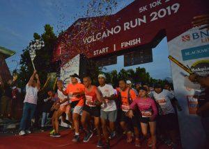"""""""Volcano Run 2019"""" Perkuat Citra Sleman Sebagai Destinasi Wisata Olahraga"""