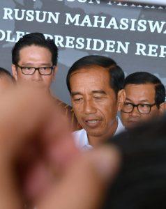 Presiden Jokowi Yakini Pengembangan KEK Majukan Perekonomian Setempat