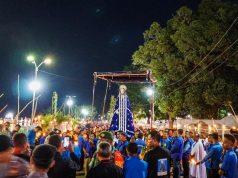 uluhan Ribu Wisatawan Banjiri Perayaan Pekan Suci di Larantuka NTT