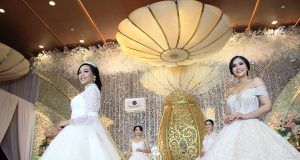 Grand Mercure Jakarta Harmoni Gelar Wedding Open House Bertemakan Fairy Tale'
