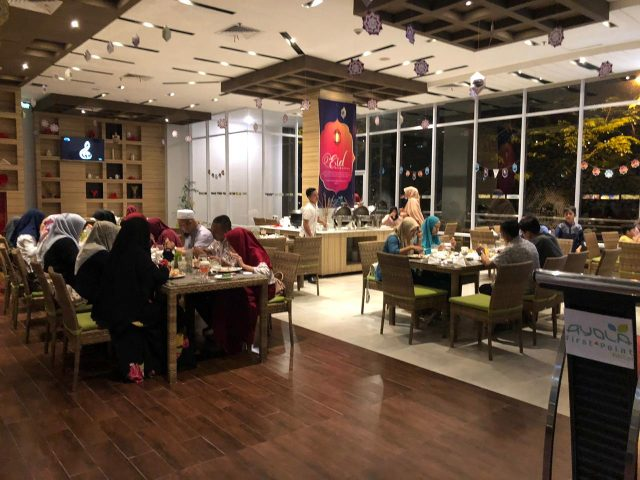 Ayola First Point Hotel Hadirkan 70 Jenis Masakan Lewat Promo Berbuka Puasa