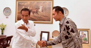 Bertemu Presiden Jokowi, AHY Harapkan Semua Pihak Dewasa Sikapi Hasil Resmi KPU