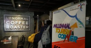 Menpar Ngabuburit Bareng Kaum Milenial