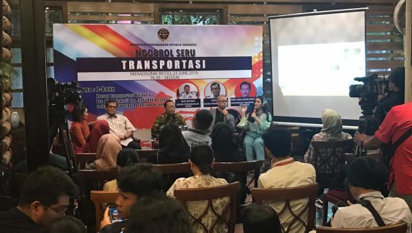 Pemerintah Kaji O-Bahn Sebagai Alternatif Pilihan Angkutan Massal Perkotaan di Indonesia