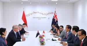 Presiden Jokowi Dorong Peningkatan Kerja Sama Australia dalam Pendidikan Vokasi