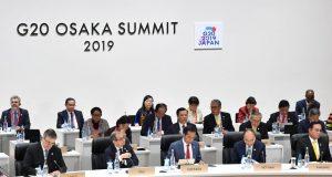 Presiden Jokowi Angkat Isu Pemberdayaan Perempuan di Hadapan Para Pemimpin G20