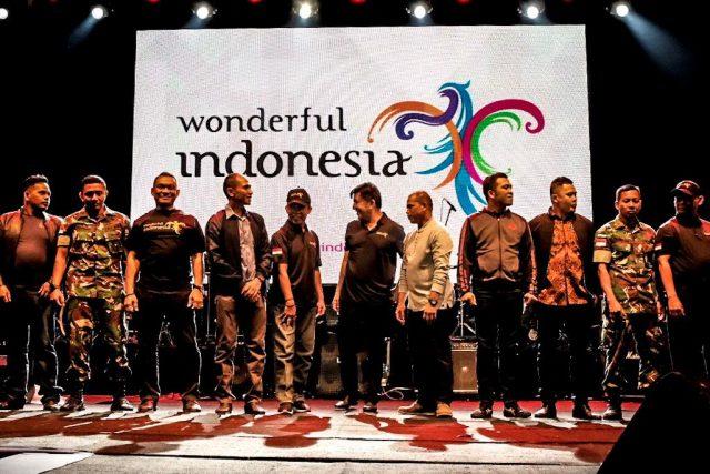 Kemenpar Sukses Jaring Wisatawan Timor Leste ke Indonesia Lewat Crossborder Music Festival Atambua 2019