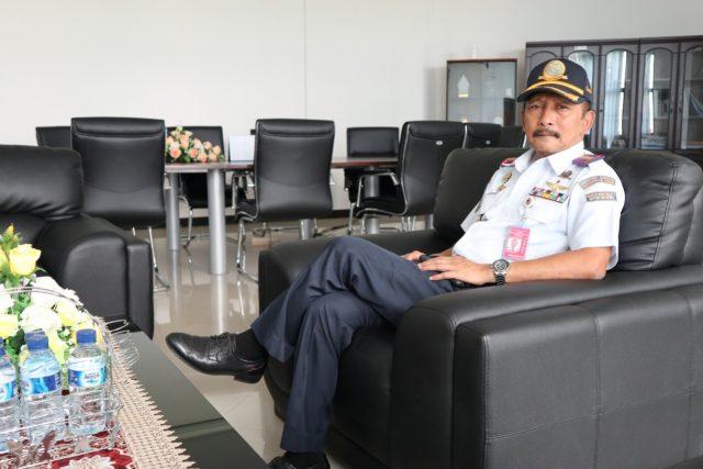Kepala UPBU Mopah Merauke, Agus Irianto Dari Laut ke Udara