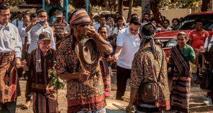 Festival Panggil Ikan Dugong Jadi Agenda Tahunan di Kabupaten Alor