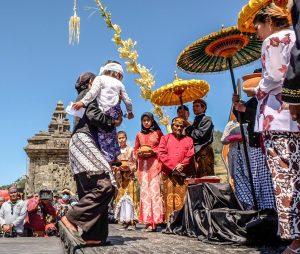 Bocah Bajang, Titisan Leluhur Dieng