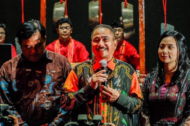 Menpar Bangga Film Bali: Beats Of Paradise Angkat Budaya Musik Gamelan