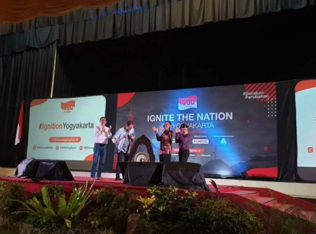 Ignite the Nation! Kobarkan Semangat Digital Millennials Indonesia di Bulan Kemerdekaan