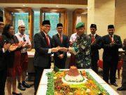 Semarak Hari Kemerdekaan RI yang ke – 74 Grand Mercure Jakarta Harmoni mengisi kegiatan Upacara Bendera Bersama Tentara Nasional Indonesia & Fun Games