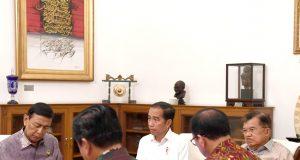 Instruksikan Pemulihan Papua, Presiden Jokowi: Saya Percaya Warga Papua Cinta Damai