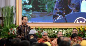 Presiden Jokowi: Kita Butuh Hukum Tata Negara yang Memandu untuk Bergerak Cepat dan Selamat