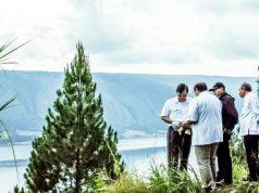 Glamorous Camping Dikembangkan di Danau Toba Seiring Pembangunan Infrastruktur Pariwisata